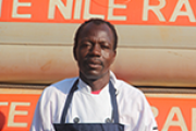 Gerald Omara - Head Chef