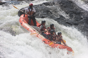 GRADE 5 HALF DAY RAFTING - It Costs Per Person $125